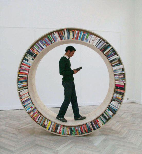 библиотека в движение