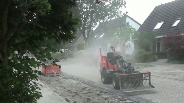 Brick Road Making
