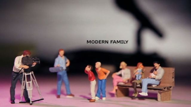 Some of Our Favorite TV Series in Miniature