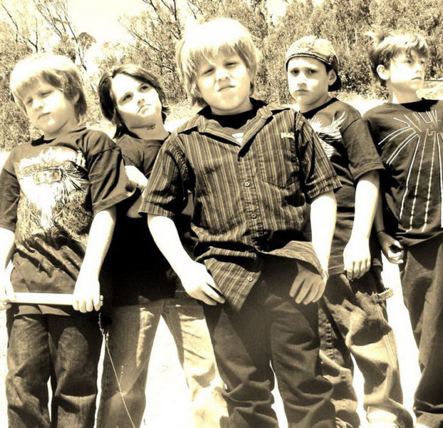 10-Year-Old Rock Stars