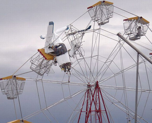 The Miracle of a Ferris Wheel