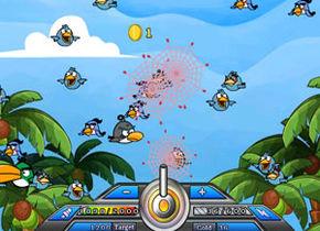 Angry Birds Catcher