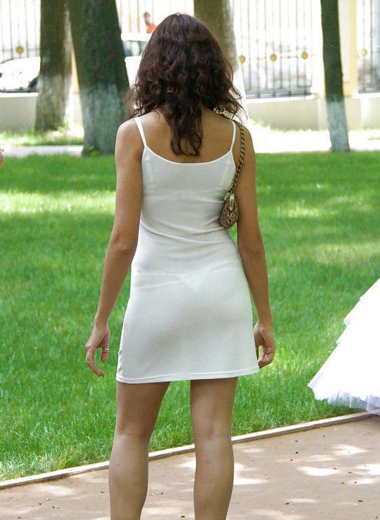See Thru Dress Pic