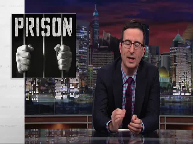 There Are So Many Problems with the U.S. Prison System  (VIDEO)