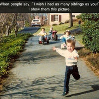 Sibling Rivalry at Its Best  (26 pics + 8 gifs)