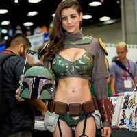 San Diego Comic Con's Sexiest Cosplay Girls  (47 pics)