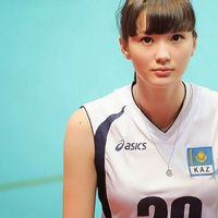 A Girl Who Is Too Hot for Volleyball  (15 pics)