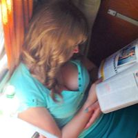 Girls Who Will Motivate You to Ride the Trains  (16 pics)