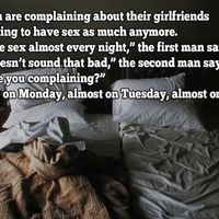 Jokes for the Bachelors of the World  (10 pics)