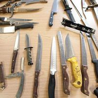 A Varied Collection of Weapons Surrendered by UK Citizens  (7 pics)