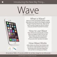 Trolls Release a How to Guide for iPhone's New Wave Feature  (4 pics + 1 gif)