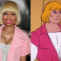 Real Life Lookalikes of Iconic Cartoon Characters  (21 pics)