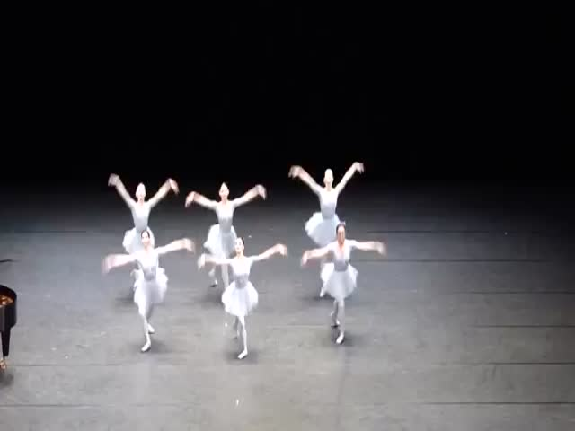 A Funny, Unusual Ballet  (VIDEO)