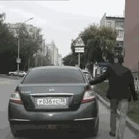 How They Steal Cars in Russia  (3 pics + 1 gif)