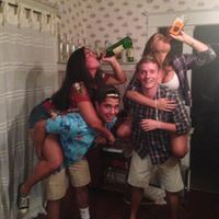The Good Old College Debauchery We All Miss  (53 pics + 4 gifs)