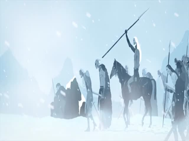 Game of Thrones: An Animated Journey  (VIDEO)
