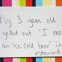 Moms Reveal the Craziest Things Their Kids Have Done  (20 pics)