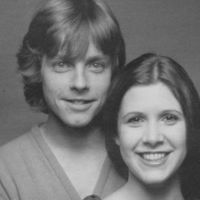 The Original Luke Skywalker and Princess Leia Meet Again  (2 pics)