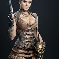 Steampunk Girls That Will Make You Love Cosplay  (40 pics)