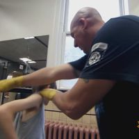 Pittsburgh Detective and Boxing Instructor Adopts Two Kids Abused by Foster Parents (VIDEO)