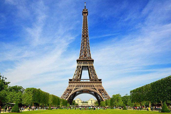 Secretul Turnului Eiffel