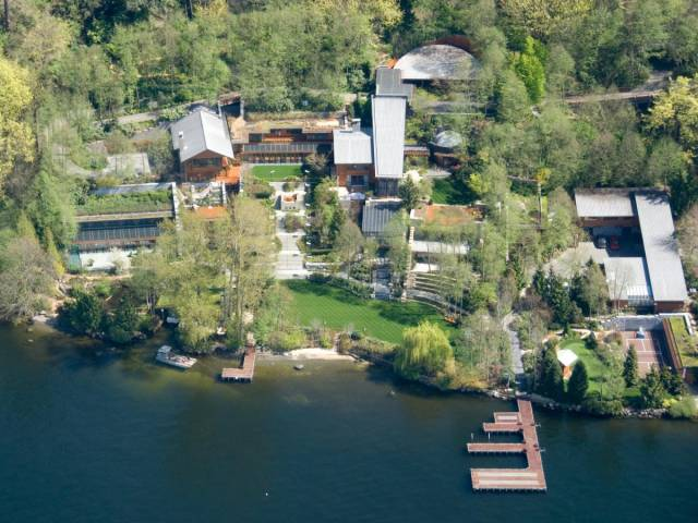 Some Surprising Facts about Bill Gates' Luxury $123 Million Mansion