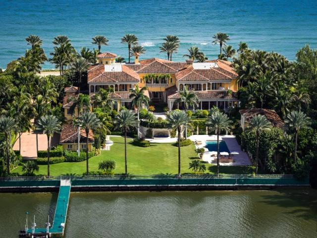 The Most Expensive Houses On The US Market Right Now