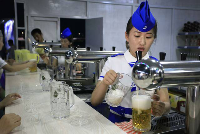 The First Beer Festival Kicked Off In North Korea