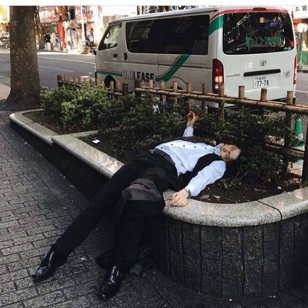 Drunk People In Public