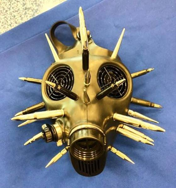 All The Crazy Weaponry People Tried To Take With Them On A Plane