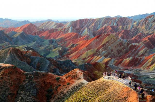 These Places Prove Nature To Be The Most Creative Artist To Have Ever Existed