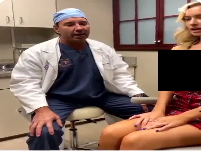 Surgeon Confirms That Instagram Model's Boobs Are Indeed Real